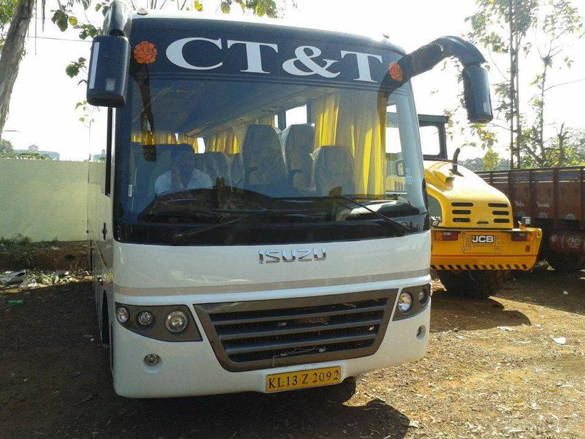 CT & T Vehicle